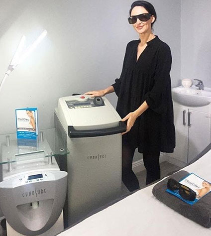 laser hair removal cork