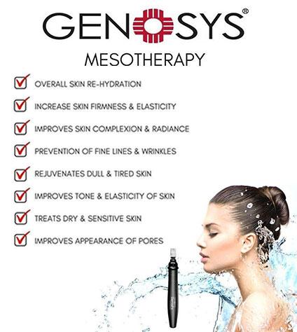 genosys mesotherapy cork