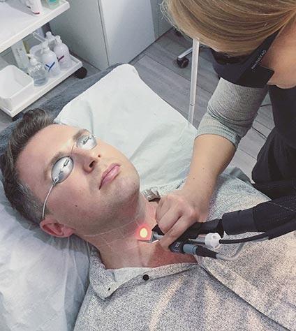 men's hair removal