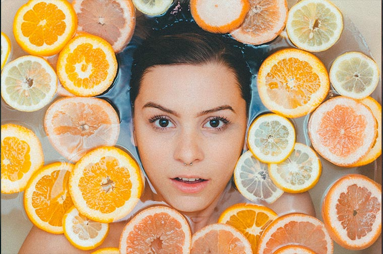 nutrition for your skin